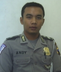 Briptu Andy Murdiyanto